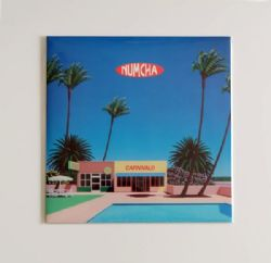 Numcha - Last Summer Compilation Vol.1 (7 Inch) (Blue Vinyl)