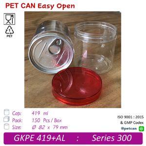 กระป๋อง PET แบบ ฝาเกียว 419 / 300