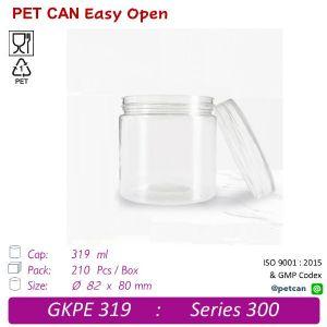 กระป๋อง PET แบบ ฝาเกลียว 319 / 300