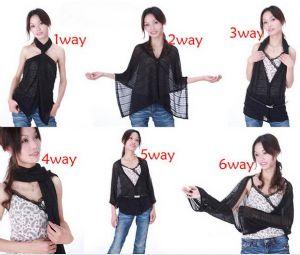 เสื้อคลุม UV กันแดด 3 ways