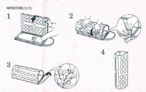 ของใช้ในบ้าน : กล่องใส่ถุงพลาสติกนำกลับมาใช้ใหม่
