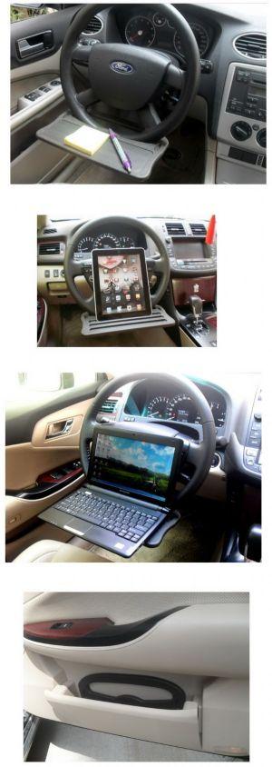 ถาดวางสำหรับใช้งาน ipad หรือ tablet ในรถยนต์