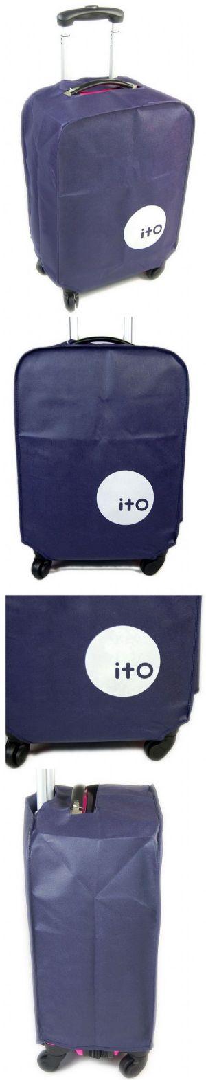 ของใช้สำหรับเดินทาง : ปลอกหุ้มกระเป๋าเดินทาง