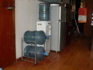 bottle rack ชั้นจัดเก็บถังน้ำดื่มแกลลอนขนาด 2 ถัง