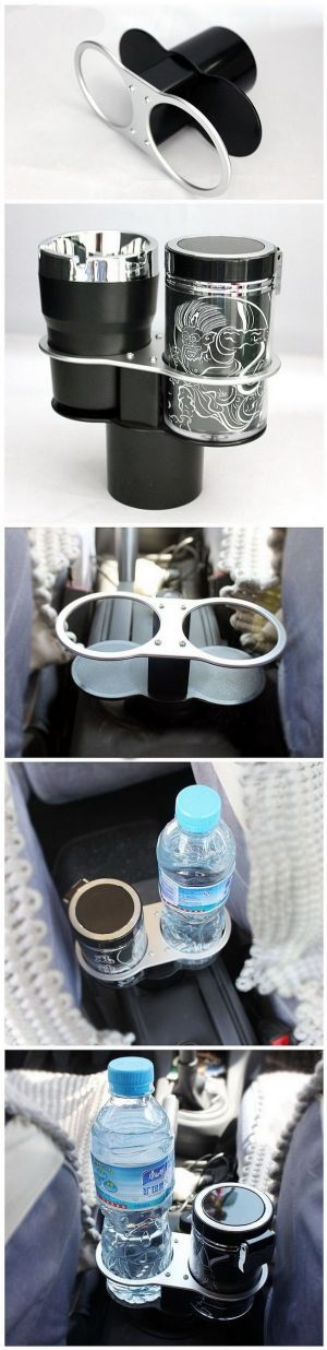 ของใช้ในรถ : ที่เพิ่มช่องวางเครื่องดื่มในรถ