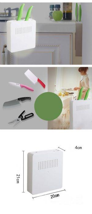 กล่องเก็บมีดในครัว