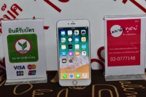 iphone6+ 64g สีบรอน สภาพดีมากสวยทั้งตัว