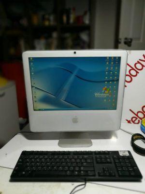 iMac 17 นิ้ว HD 1440x900 cpc core dual 1.83g ram 2 g hdd 500Gb