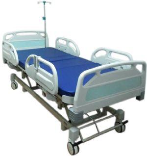 PS 25 เตียง 3 ไกรืมือหมุน หัว-ท้าย ABS