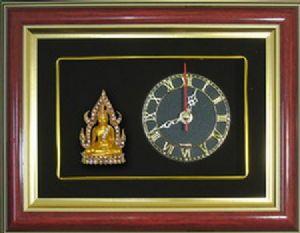กรอบนาฬิกาลายพระพุทธชินราช