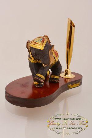 ที่เสียบปากกา ช้าง