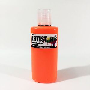 สีส้ม F1 ขวด 150 ml.