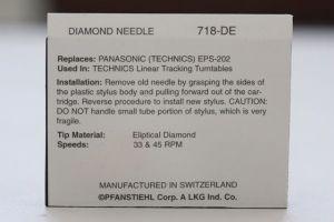 ปลายเข็มเทียบ Technics EPS-202 (New)