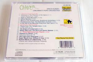 CD Kunzel/Cincinnati Pops - Chiller