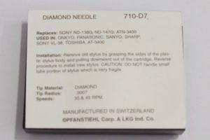 ปลายเข็มเทียบ Sony ND-138G , ND-147G , ATN-3400 (New)
