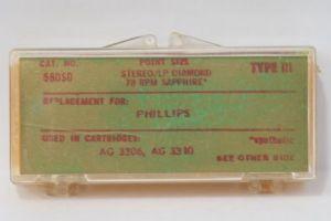 ปลายเข็มเทียบ Philips GP200 (New)