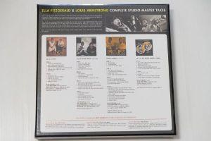 Ella & Louis - Complete Studio Master Takes [VINYL] Box set