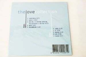 Be Pdeerapat - The Love Collection (ฺBlue vinyls)