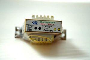 หม้อแปลง 110 V/500 mA (New)