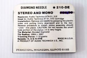 ปลายเข็มแท้ Audio Technica ATN-51 (Original Box)