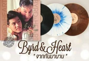Byrd & Heart - จากกันมานาน (Coke Vinyl)