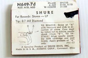 ปลายเข็มแท้ Shure N21D (Original Box)