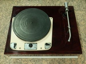 เครื่องเล่นแผ่นเสียง Garrard 301 (โทนอาร์ม 12 นิ้ว Ortofon RMG-309)
