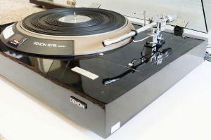 เครื่องเล่นแผ่นเสียง Denon DP-3000 (Tonearm SAEC WE-308)
