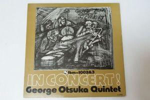 George Otsuka Quintet  – In Concert !