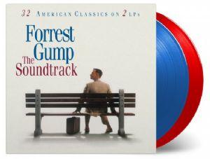 Forrest Gump Ost. (Red & Blue Vinyl)