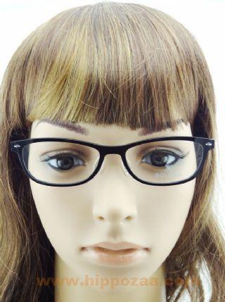 BOLERO TR90 frame กรอบแว่นตาสีดำ ขาแว่นสีรมดำ