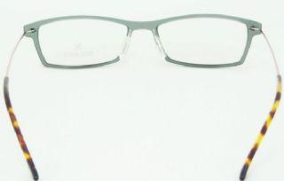 BOLERO TR90 frame กรอบแว่นตาสีเทาดำ ขาแว่นสีทองแดง