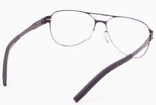 กรอบแว่นตา ic! berlin model bata frame black