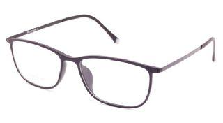 KANITO กรอบแว่นตา TR90 สีดำด้าน ขาแว่นสีดำ
