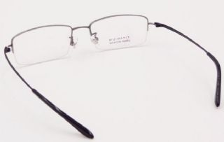 IP -TITANIUM ครึ่งกรอบแว่นตา TITANIUM FRAME สีรมดำ