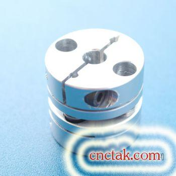 Single Flexible disk Coupling 8 x 8 mm.