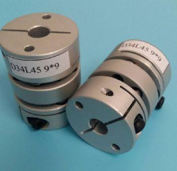 Double Flexible disk Coupling D34L45 9*9