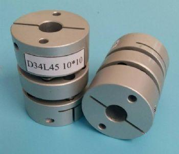 Double Flexible disk Coupling D34L45 10*10