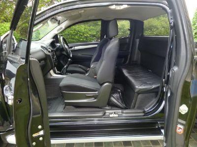 ISUZU D-MAX CAB 2.5 Z ปี 2015