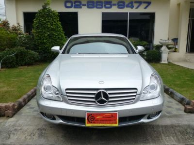 BENZ CLS 350 ปี 2006