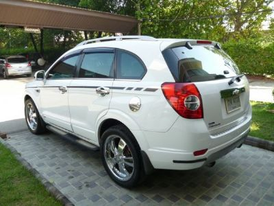 CHEVROLET CAPTIVA 2.0 LSX ปี 2012