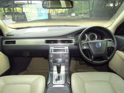 VOLVO S80 2.5 สีเทา ปี 2011