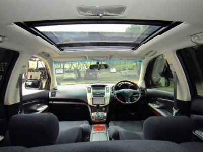 TOYOTA HARRIER 2.4i 240G WAGON AT สีดำ ปี 2010