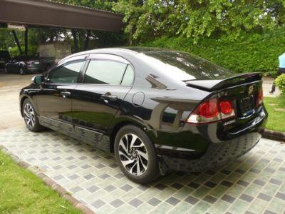 HONDA CIVIC FD 1.8E สีดำ ปี 2010