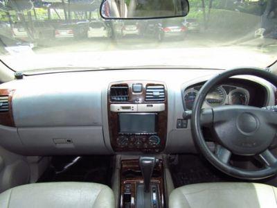 ISUZU MU7 3.0 SUV AT สีขาวเทา ปี 2006