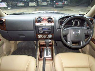 ISUZU MU7 3.0 Primo SUV AT สีเทา ปี 2008