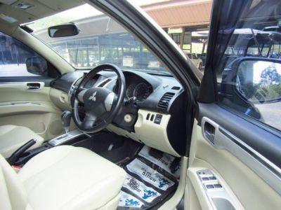 MITSUBISHI PAJERO SPORT 2.5 GLS SUV AT สีเทา ปี 2009