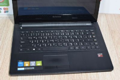lenovo g40-45 AMD A8-6410M apu r5 แรม4 HD 500กิ้ก
