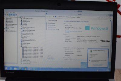 Toshiba portage R30-A core i7 2.5g 8คอ ram8g