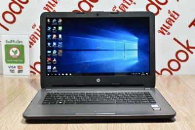 HP 14-am108TX core i5 เจน7 amd r5-340m 2g